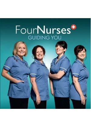 Four Nurses - Guiding You (Music CD)