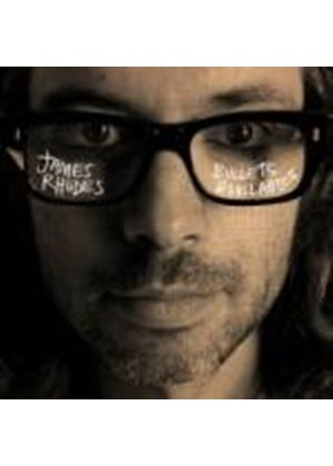 James Rhodes - Bullets & Lullabies (Music CD)