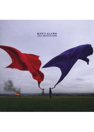 Biffy Clyro - Only Revolutions [CD+DVD Deluxe Edition]