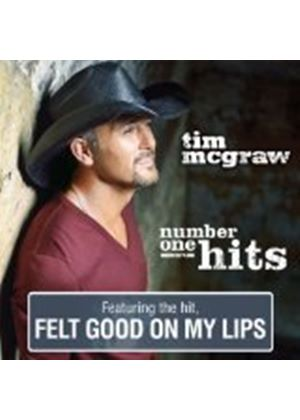 Tim McGraw - Number One Hits (Music CD)