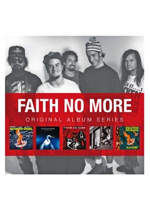 Faith No More - Original Album Series (5 CD Box Set)  (Music CD)