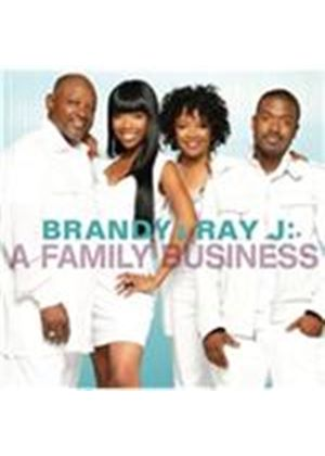 Brandy - Family Business (Music CD)
