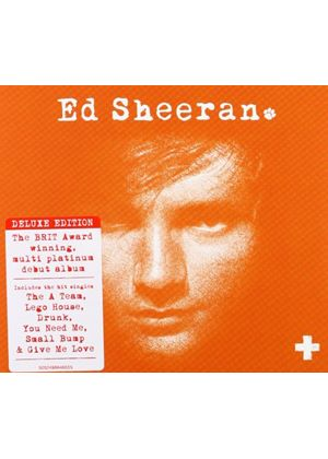 Ed Sheeran - + (Deluxe Edition) (Music CD)