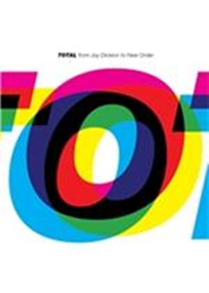 Joy Division - Total (From Joy Division to New Order) (Music CD)