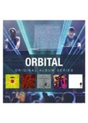 Orbital - Original Album Series (5 CD Box Set) (Music CD)
