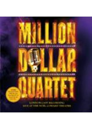 Million Dollar Quartet - London Cast Recording (Music CD)
