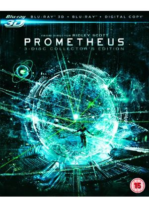 Prometheus - Special Edition (Blu-ray 3D + Blu-ray)