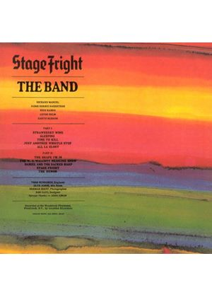 The Band - Stage Fright: Remastered (Music CD)