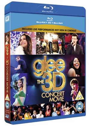 Glee: The 3D Concert Movie (Blu-ray 3D + Blu-ray)