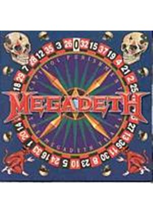 Megadeth - Capitol Punishment - The Best of (Music CD)