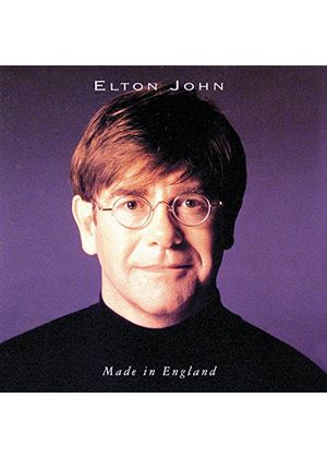 Elton John - Made In England (Music CD)