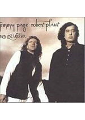 Jimmy Page/Robert Plant - No Quarter (Music CD)