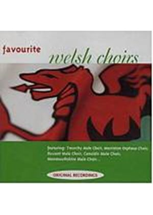 Various Artists - Favourite Welsh Choirs (Music CD)