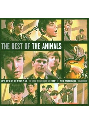 The Animals - Best Of The Animals (Music CD)
