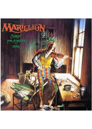 Marillion - Script For A Jesters Tear (Music CD)
