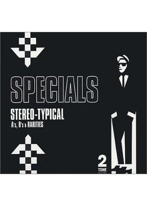 The Specials - Stereo-Typical As, Bs & Rarities (Music CD)