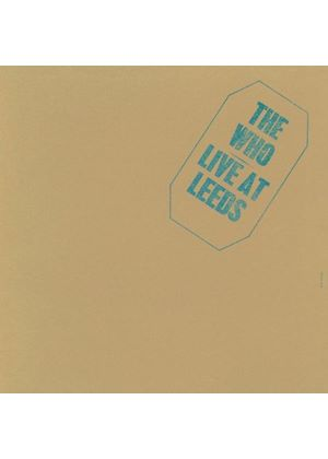 The Who - Live At Leeds (Music CD)