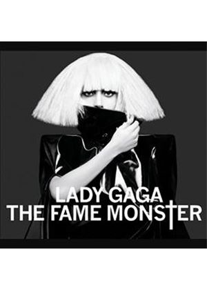 Lady Gaga - Fame Monster (8 Track) (Music CD)