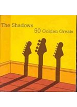 The Shadows - 50 Golden Greats (Music CD)