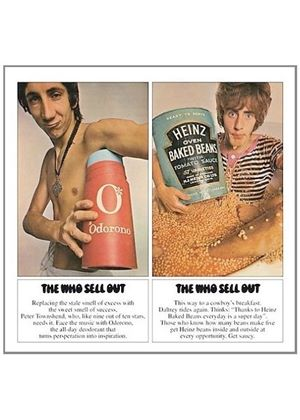 The Who - Who Sell Out, the [Remastered] (Music CD)