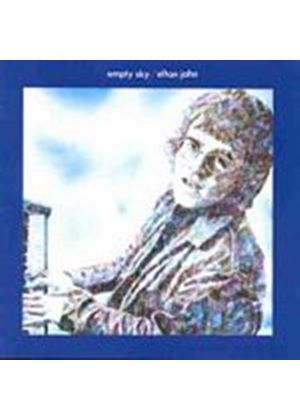 Elton John - Empty Sky (Music CD)