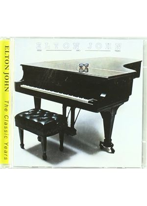 Elton John - Here And There (Music CD)