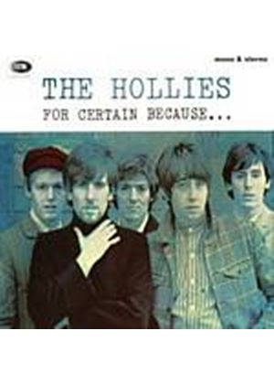 The Hollies - For Certain Because (Music CD)