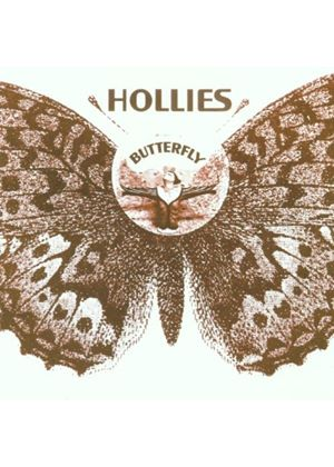 The Hollies - Butterfly (Stereo/Mono) (Music CD)