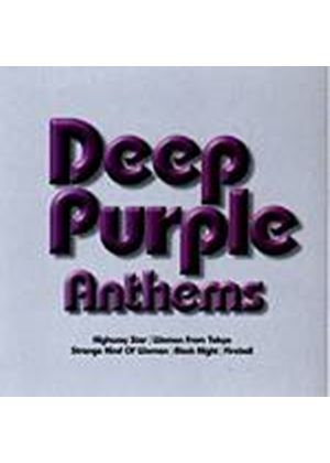 Deep Purple - Anthems (Music CD)