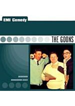 The Goon Show - Emi Comedy (Music CD)