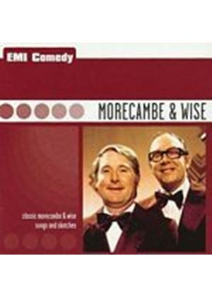 Morecambe And Wise - Emi Comedy (Music CD)
