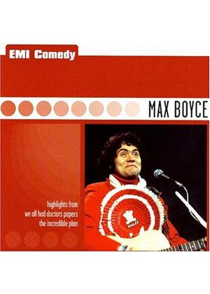 Max Boyce - Emi Comedy (Music CD)
