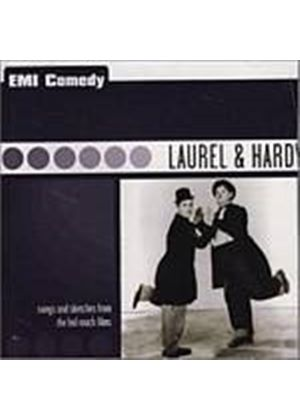 Laurel And Hardy - Emi Comedy (Music CD)