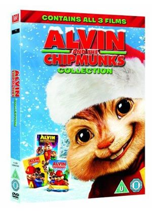 Alvin and the Chipmunks Christmas Collection