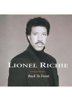 Lionel Richie - Back to Front (Music CD)