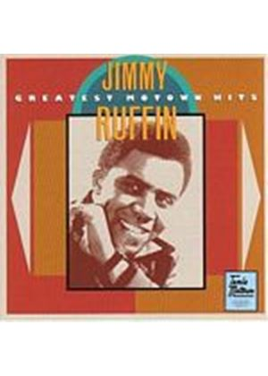 Jimmy Ruffin - Motowns Greatest Hits (Music CD)