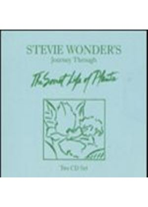 Stevie Wonder - Secret Life Of Plants (Music CD)