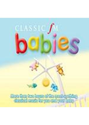 Various Artists - Classic FM Babies (Music CD)