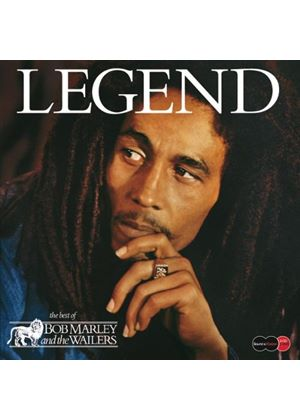 Bob Marley And The Wailers - Legend [2CD + DVD] (Music CD)