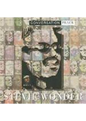 Stevie Wonder - Conversation Peace (Music CD)