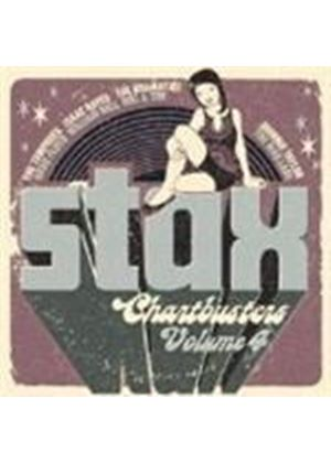 Various Artists - Stax Chartbusters Vol. 4 (Music CD)