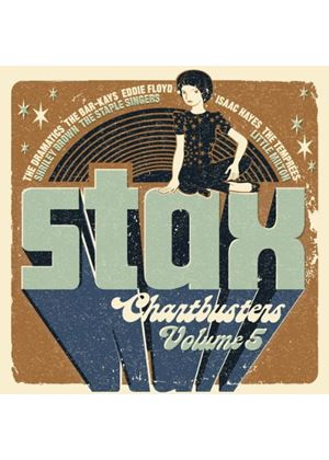 Various Artists - Stax Chartbusters Vol. 5 (Music CD)