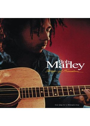 Bob Marley - Songs Of Freedom [4 Cd+Dvd]