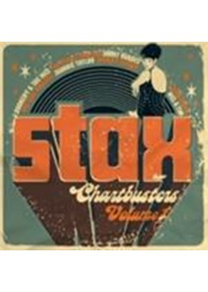 Various Artists - Stax Chartbusters Vol. 1 (Music CD)