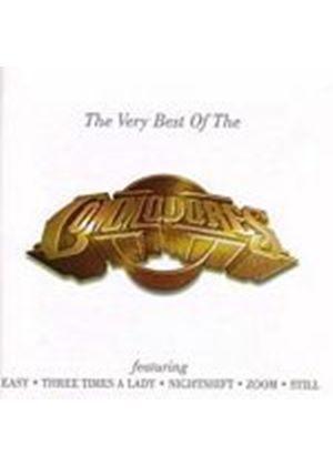 The Commodores - The Very Best Of (Music CD)