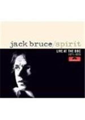 Jack Bruce - Spirit - Live At The BBC 1971 - 1978 (Music CD)