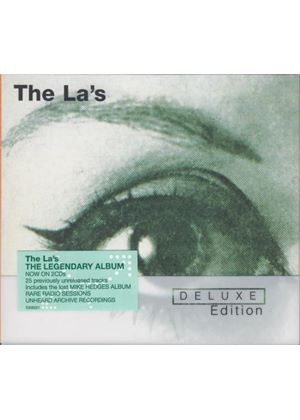 The Las - The Las [Deluxe Edition] (Music CD)