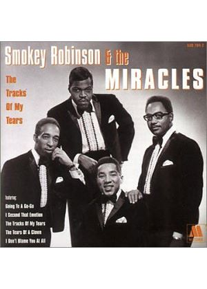Smokey Robinson And The Miracles - Tracks Of My Tears (Music CD)