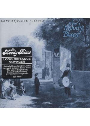 The Moody Blues - Long Distance Voyager (Remastered) (Music CD)