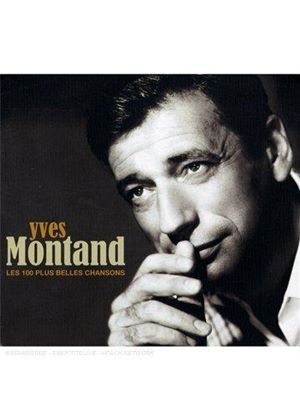Yves Montand - 100 Plus Belles Chansons d'Yves Montand (Music CD)
